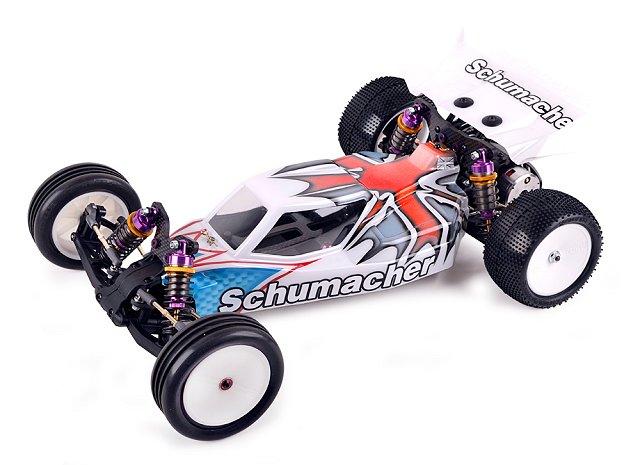 Schumacher Cougar-SVR - 1:10 Electric Buggy