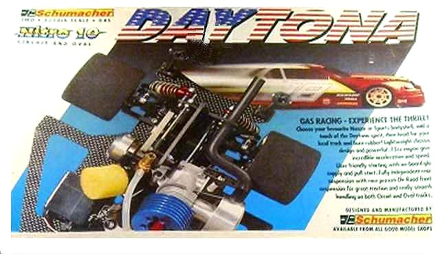 Schumacher Daytona - 1:10 Nitro RC Touring Car