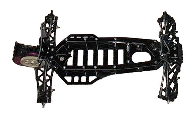 Schumacher Fireblade Evo 2 - 1:10 Electric 2WD RC Buggy