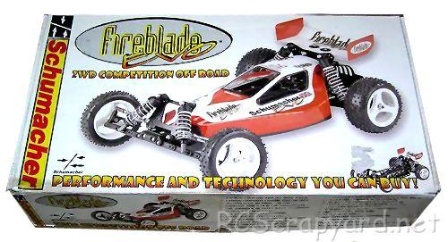 Schumacher Fireblade Evo