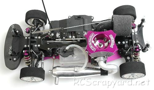 Schumacher Fusion-28 Chassis