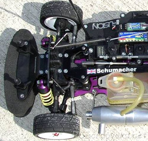 Schumacher Fusion-R12 Chassis