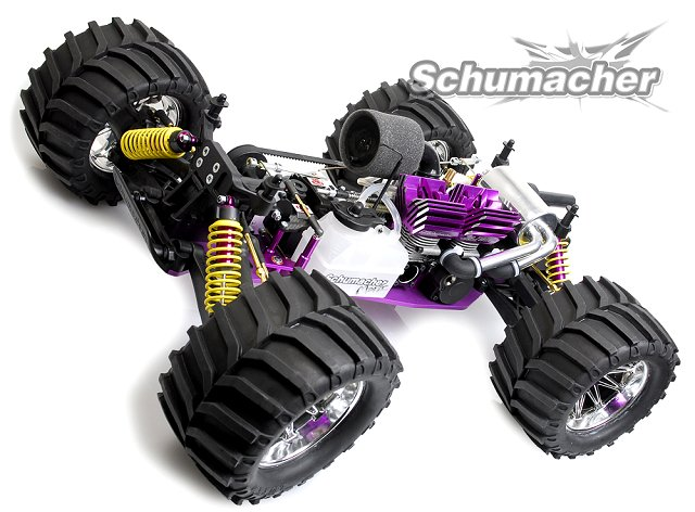 Schumacher Manic Chassis
