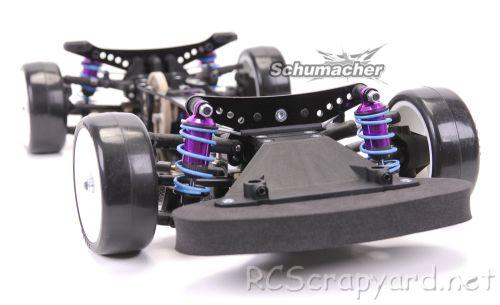 Schumacher Mi1 Chassis