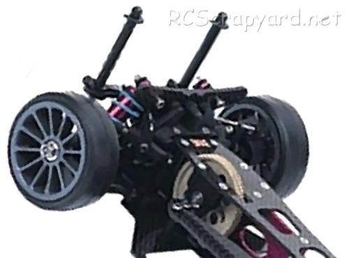 Schumacher Mission Chassis