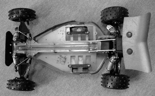 Schumacher Pro-Cat Chassis