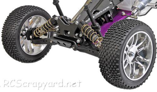 Schumacher Riot-2 Chassis