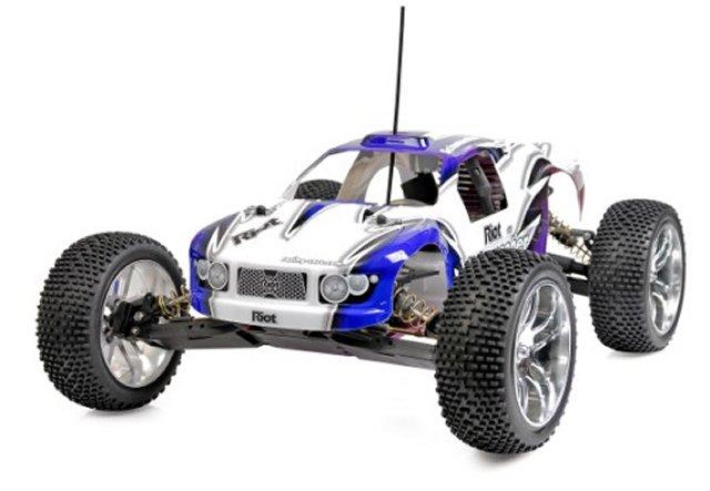 Schumacher Riot 2 - 1:10 Nitro RC Truck