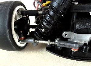 Schumacher Rear Toe-Angle Adjuster