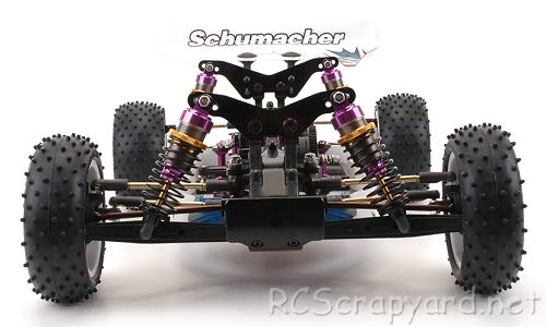 Schumacher Cat SX3 S1 Chassis