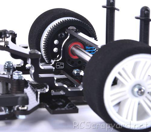 Schumacher SupaStox GT Chassis