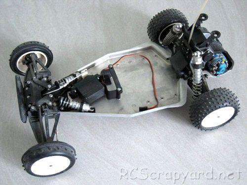 Schumacher Top-Cat Chassis