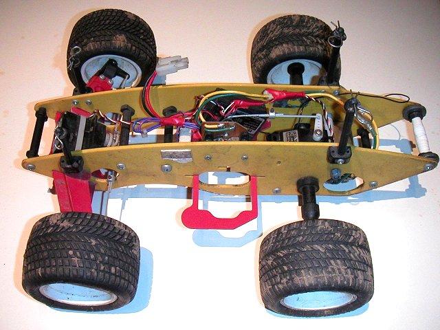 Schumacher Wildcat Monster Mini - 1/10 Electric RC Monster Truck