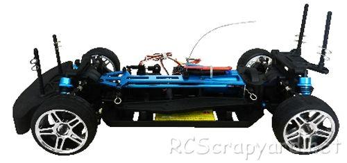 Seben HR2 Chassis