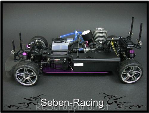Seben LXR Chassis