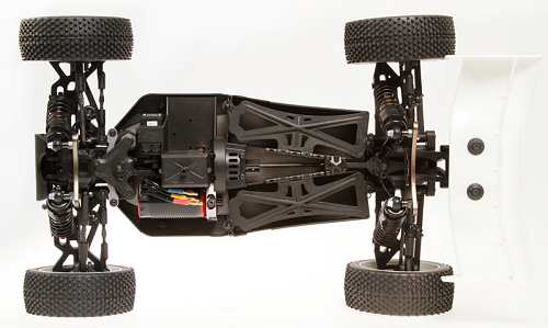 Serpent Cobra 811 Be Sport Chassis