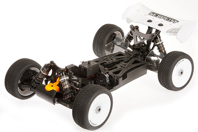 Serpent 811 Be 2.0 Chassis - 1:8 Electric Buggy