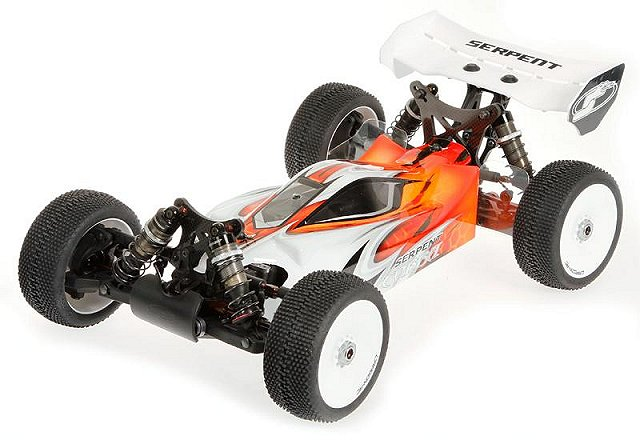 Serpent 811 Be 2.0 - 1:8 Electric Buggy