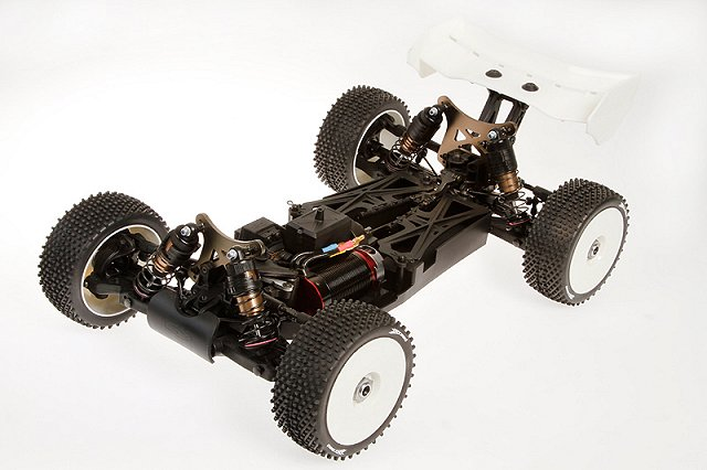 Serpent 811 Be Sport Chassis - 1:8 Electric Buggy