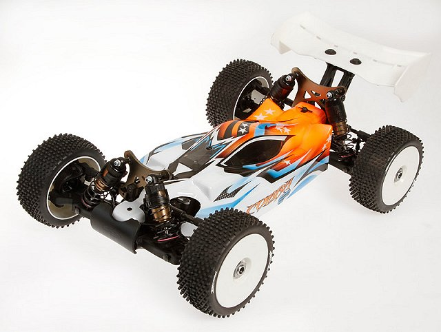 Serpent Cobra 811 Be Sport - 1:8 Electric Buggy