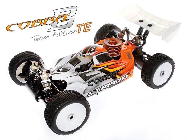 Serpent Cobra 811 TE (Team Edition) - 1:8 Nitro Buggy