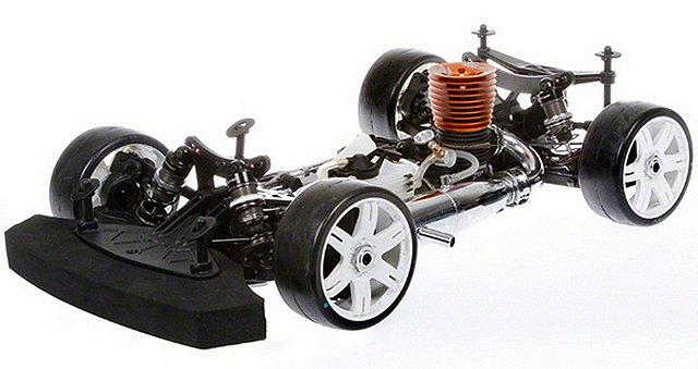 Serpent Cobra GT Chassis - 1:8 Nitro Touring Car