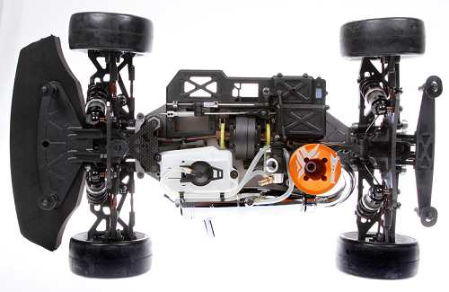 Serpent Cobra GT Chassis