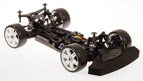 Serpent Cobra GTe Chassis