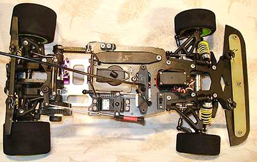 Serpent Impact M2 Challenger Chassis