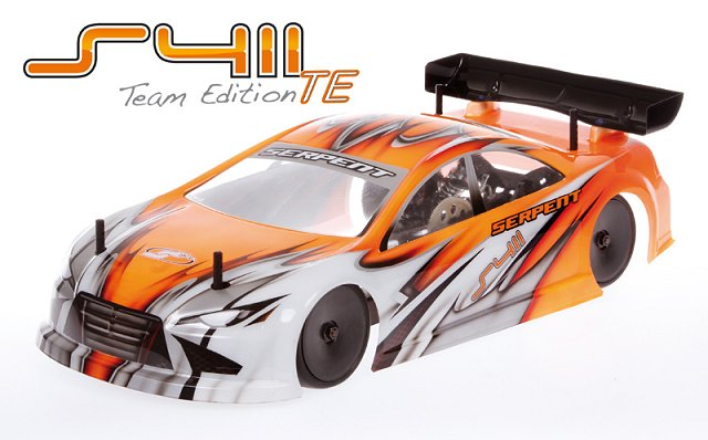 Serpent S411 TE (Team Edition) - 1:10 Electric Touring Car