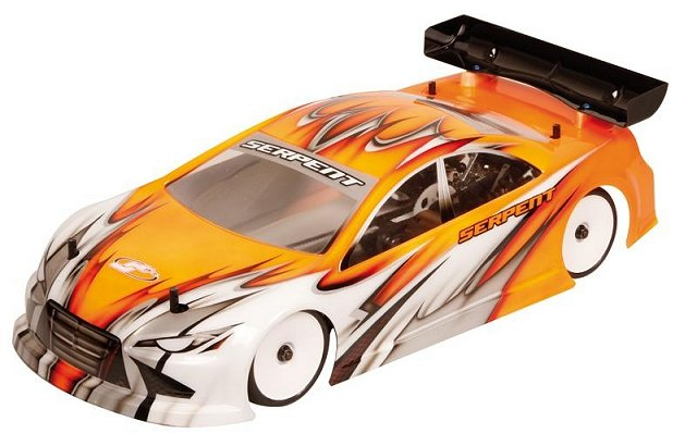 Serpent S411 - 1:10 Electric Touring Car