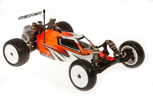 Serpent Spyder SRX-2 RM - 1:10 Electric 2WD RC Buggy