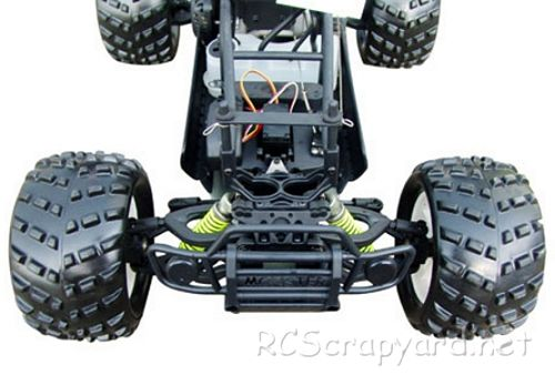 Smartech Bigfoot Chassis