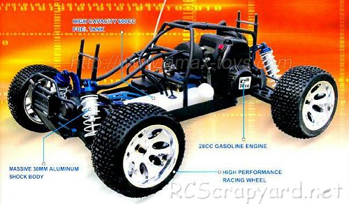 Smartech Boxer Chassis