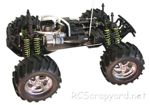 Smartech Magic-Wheel Chassis
