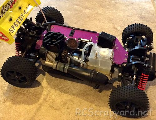 Smartech Speedy Tiger Chassis