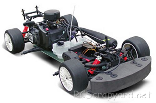 Smartech Twister Chassis