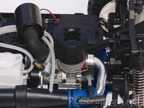 Smartech Vanguard Sports Chassis