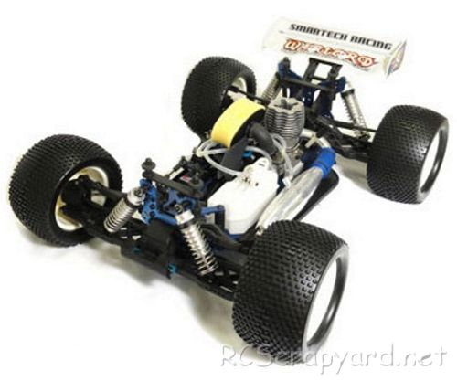 Smartech Warlord Chassis