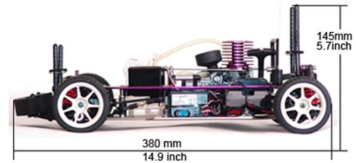 Smartech Winner-1 Chassis