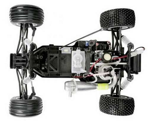 Sportwerks Reaction Chassis