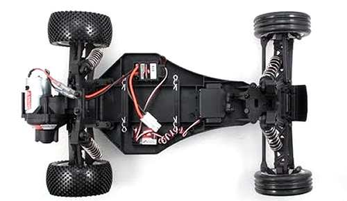 Step-Up Stinger EB-1 Chassis