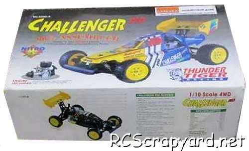 Thunder Tiger Challenger Pro