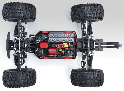 Thunder Tiger MT4-G3 Chassis