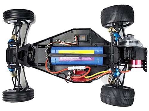 Thunder Tiger Phoenix BX Chassis