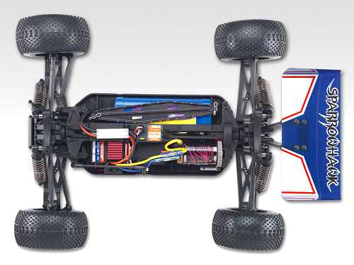 Thunder Tiger Sparrowhawk XT Chassis