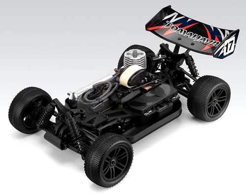 Thunder Tiger Tomahawk BX Chassis