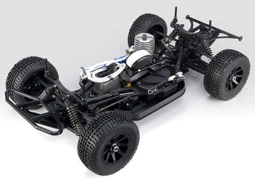 Thunder Tiger Tomahawk SC Chassis