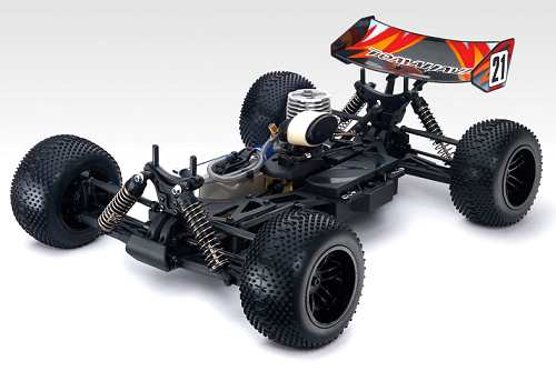 Thunder Tiger Tomahawk ST Chassis