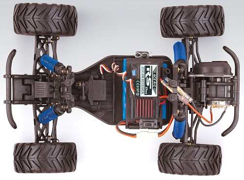 Thunder Tiger ZK2 Chassis